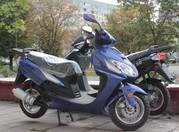 Скутер Viper WY50QT-7 новый Цвет: синий,  чёрный. Китай.