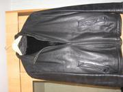 куртку кожаную мужская