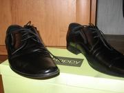 туфли мужские чёрные