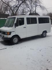 Микроавтобус Мерседес 207