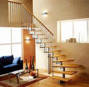 Модульные лестницы от ООО «СлавДвор»