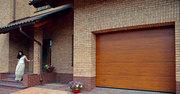 Ворота секционные, гаражные, роллеты, монтаж и демонтаж, окна
