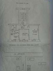 Продаю 2  комнатную квартиру 2-й этаж