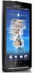 Sony Ericsson XPERIA X10 3, 8